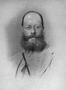 Edward Lear, circa 1867