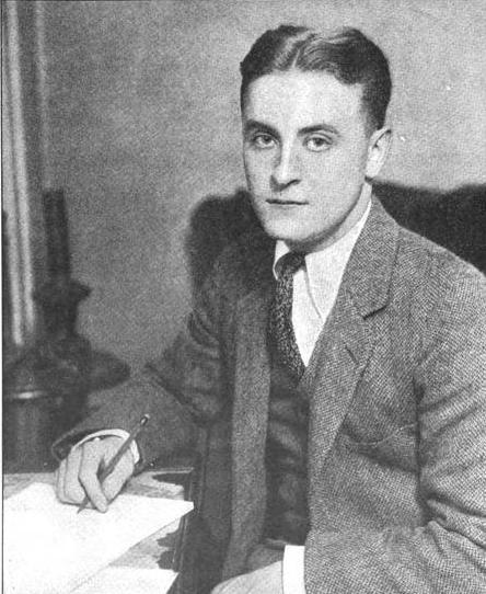 a biography of f scott fitzgerald a writer Author/creator rielly, edward j contents/summary bibliography  a comprehensive biography f scott fitzgerald is primarily known for his masterpiece, the great gatsby he had fallen out of favour by the time of his death in 1940, while emest hemingway attained worldwide fame but there has been a tremendous renewal of interest in his.